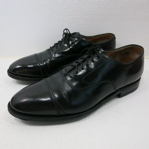 Johnston & Murphy Cap Toe Dress Oxfords Shoes 11